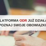 Platforma ODR już działa, ale co to znaczy dla sprzedawców internetowych Poznaj swoje obowiązki!