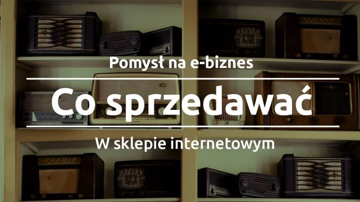 cosprzedawac