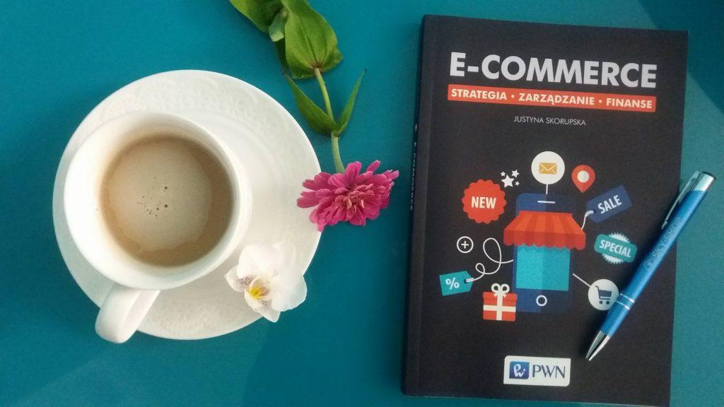 """książka """"E-commerce. strategia, zarządzanie, finanse."""""""