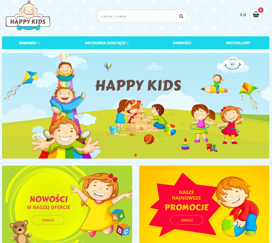 sklep internetowy happykids.sklep.pl