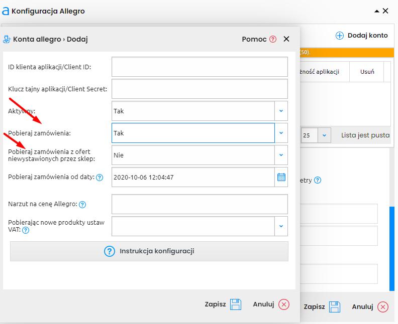 Integracja Z Allegro W Sky Shop Funkcje I Wskazowki Dotyczace Konfiguracji Blog Sky Shop Pl