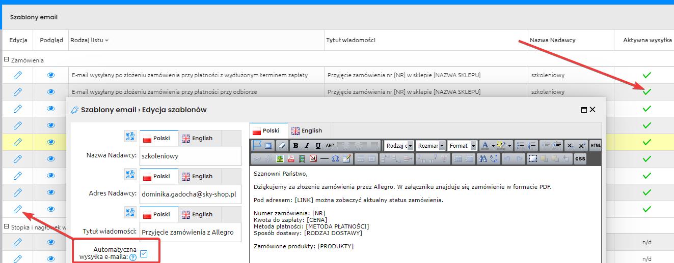Możliwość wyłączenia maili automatycznych_Sky-Shop.pl