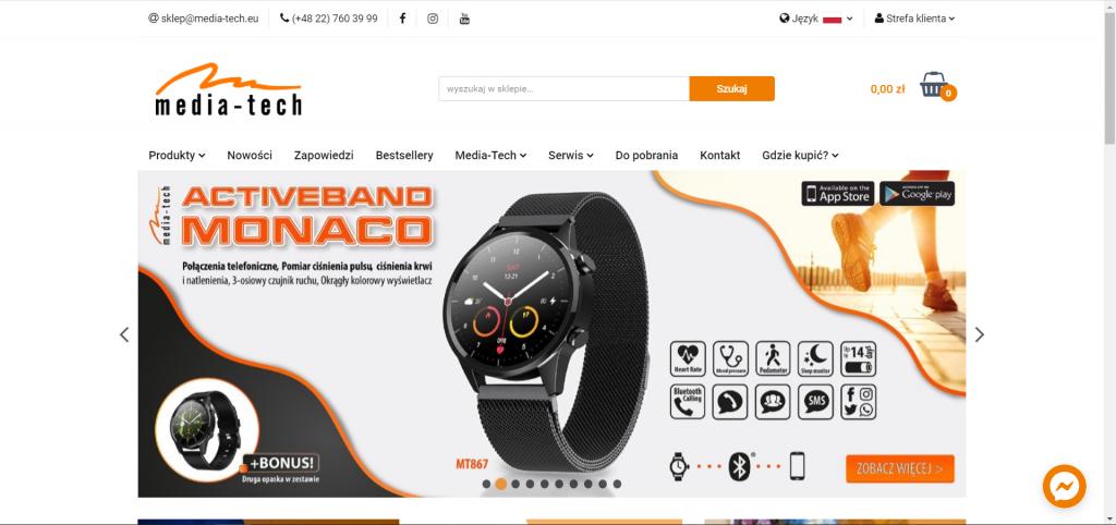 elektroniczny e-sklep